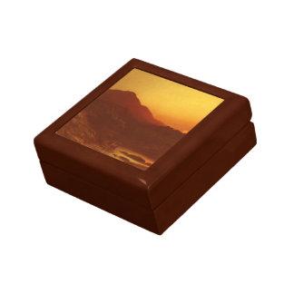 Gustave Dore- A Souvenir from Scotland Trinket Box