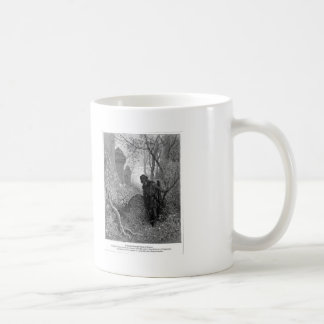Gustave Dore: Blondel hears the voice of Richard Coffee Mugs