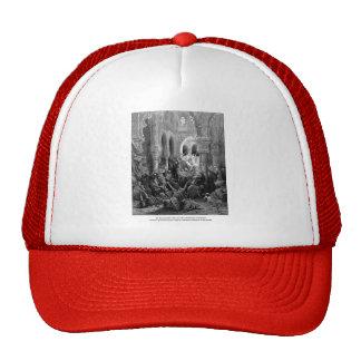 Gustave Dore: Crusaders massacre the inhabitants Trucker Hat