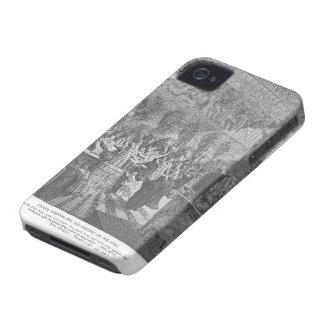 Gustave Dore: Daniel Interpreting the Writing iPhone 4 Case-Mate Cases