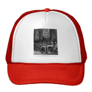 Gustave Dore: Discovery of The True Cross Trucker Hat
