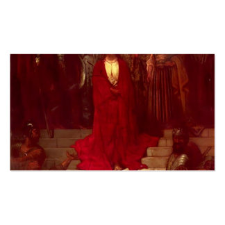 Gustave Dore- Ecce Homo Business Card Template