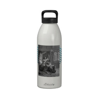 Gustave Dore Edward I of England kills his wouldbe Reusable Water Bottles