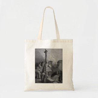 Gustave Dore: Gerard of Avesnes exposed Tote Bag