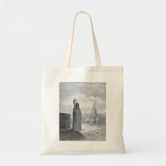 Gustave Dore: Jacob Keeping Laban's Flock Tote Bags