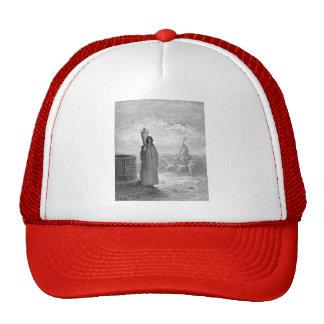 Gustave Dore: Jacob Keeping Laban's Flock Trucker Hat