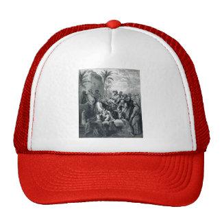 Gustave Dore: Jesus Blessing the Children Trucker Hat