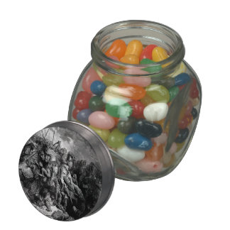 Gustave Dore: Richard I in battle at Arsuf in 1191 Jelly Belly Candy Jars