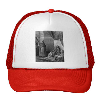 Gustave Dore: St. Francis of Assisi Trucker Hat