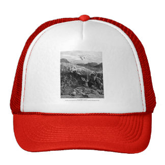 Gustave Dore: The Battle of Nicaea in 1097 Trucker Hat