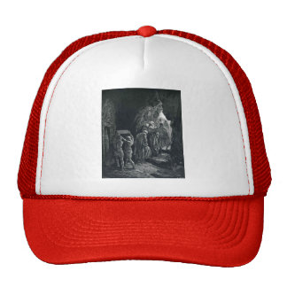 Gustave Dore: The Burial of Sarah Trucker Hat