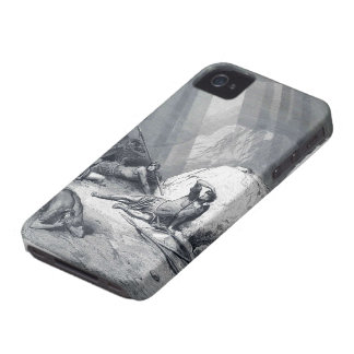 Gustave Dore: The Conversion of St. Paul Case-Mate iPhone 4 Cases