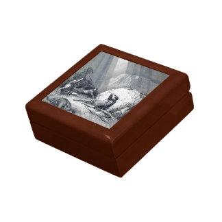 Gustave Dore: The Conversion of St. Paul Keepsake Box