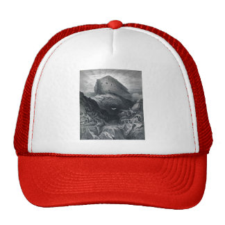 Gustave Dore: The Dove Sent Forth From The Ark Trucker Hat