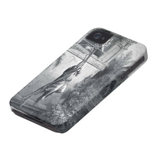 Gustave Dore:The Escape of David through Window iPhone 4 Covers