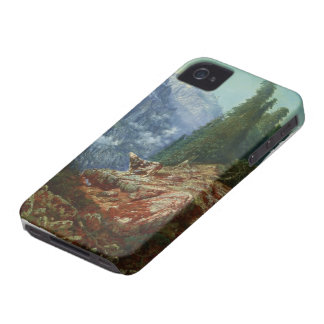 Gustave Dore- The Lost Cow iPhone 4 Case-Mate Case