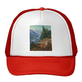 Gustave Dore- The Lost Cow Trucker Hat