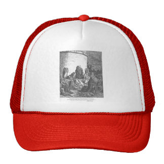 Gustave Dore: The People Mourning Trucker Hat