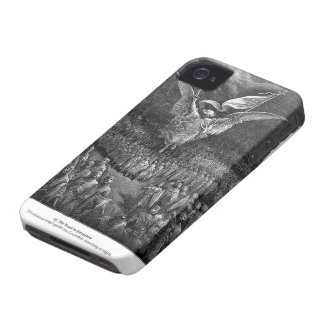 Gustave Dore: The Road to Jerusalem iPhone 4 Case-Mate Cases
