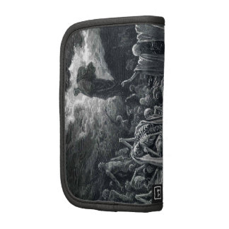 Gustave Dore:The Vision of the Valley of Dry Bones Folio Planner