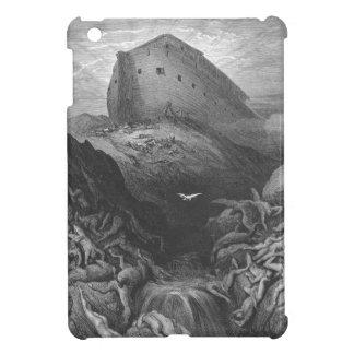 Gustave Doré - una paloma se envía adelante de la  iPad Mini Fundas