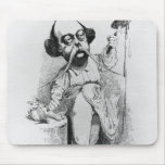 Gustave Flaubert  Dissecting Madame Bovary Mouse Pad