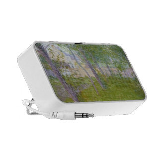 Gustave Loiseau- Garden by the House iPhone Speaker