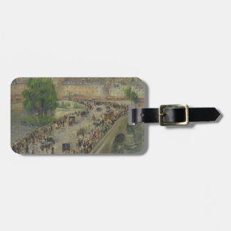 Gustave Loiseau- Port Corneille at Rouen Luggage Tags
