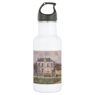 Gustave Loiseau- The House 18oz Water Bottle