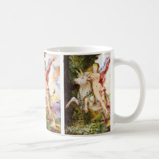 Gustave Moreau and Europa and the Bull Coffee Mug