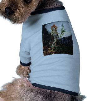 Gustave Moreau: Apolo que recibe las ofrendas Camisa De Perro
