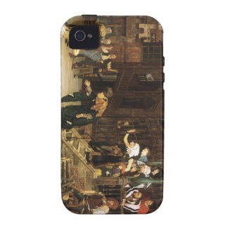 Gustave Moreau Art Vibe iPhone 4 Covers
