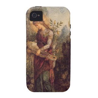 Gustave Moreau Art Case-Mate iPhone 4 Covers