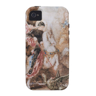 Gustave Moreau Art Vibe iPhone 4 Cases