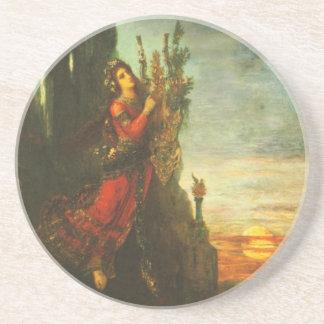 Gustave Moreau Art Coaster