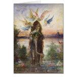 Gustave Moreau Art Greeting Cards