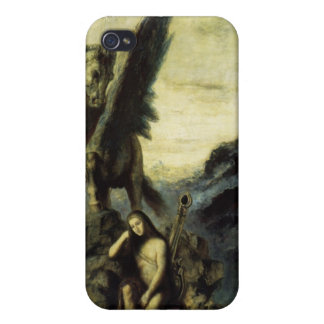 Gustave Moreau Art Case For iPhone 4