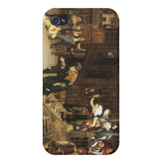 Gustave Moreau Art iPhone 4 Cover