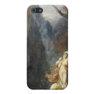 Gustave Moreau Art iPhone SE/5/5s Cover