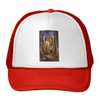Gustave Moreau- Jupiter and Semele Trucker Hat