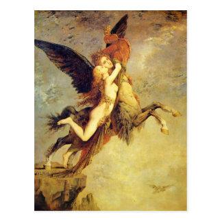 Gustave Moreau: La quimera Postales
