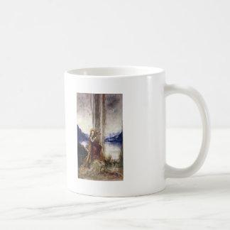 Gustave Moreau: La tarde Taza De Café