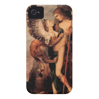 Gustave Moreau - Oedipus and the sphinx Blackberry Case