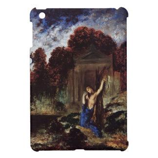 Gustave Moreau- Orpheus at the Tomb of Eurydice iPad Mini Covers