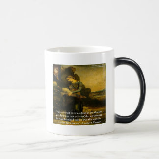 Gustave Moreau Orpheus & Quote Gifts & Tees Coffee Mugs
