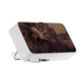 Gustave Moreau- Orpheus Notebook Speakers