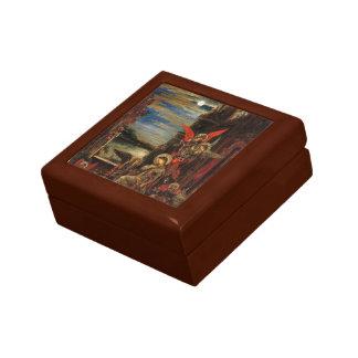 Gustave Moreau- St. Cecilia Keepsake Box