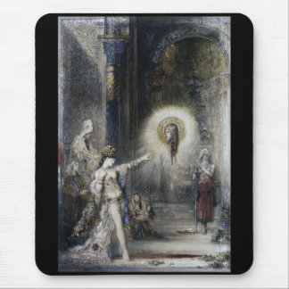 """Gustave Moreau, """"The Apparition"""" Mouse Pad"""