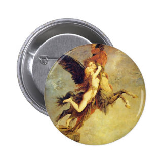 Gustave Moreau: The Chimera Button