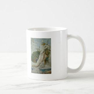 Gustave Moreau: The Peacock complaining to Juno Coffee Mug